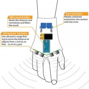 DIY-Tacit-Haptic-Glove