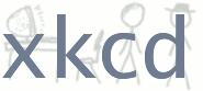 XKCD logo